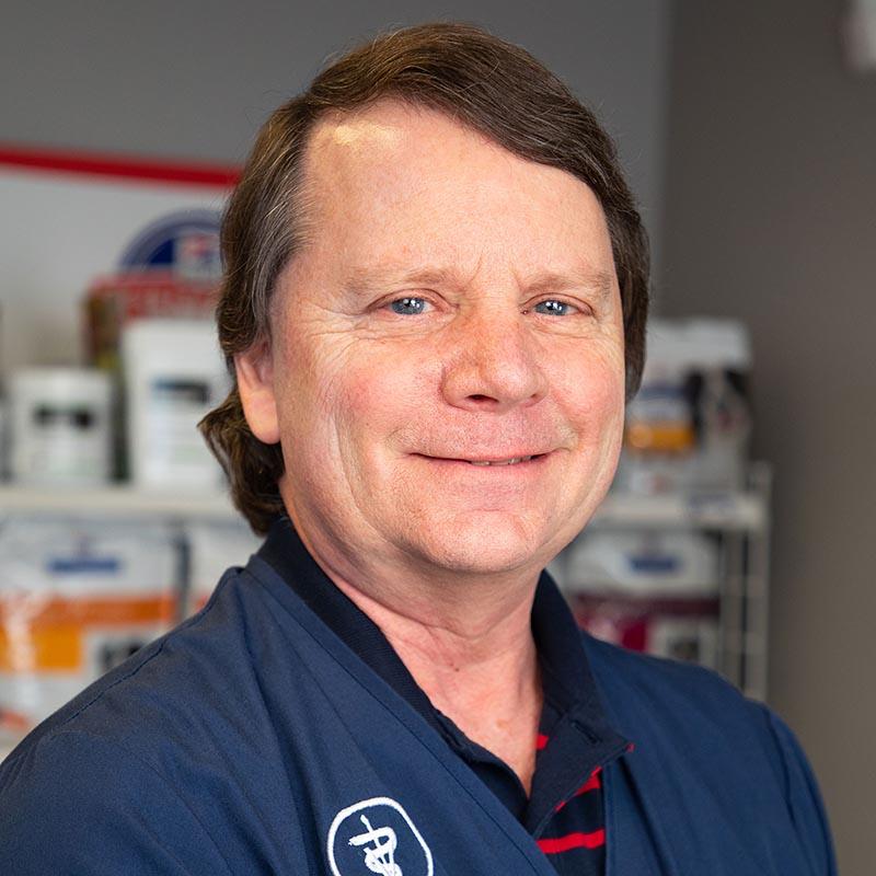 Dr. Gary Skinner Portrait