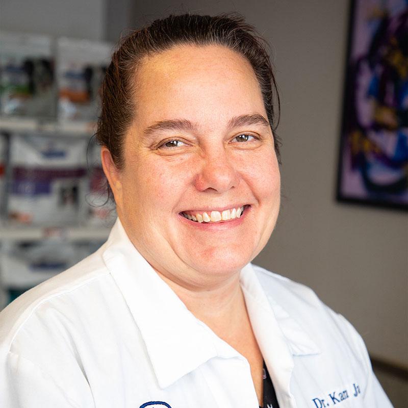 Dr. Kara James Portrait