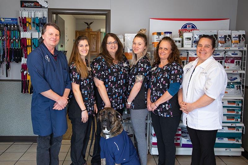 Cimarron Animal Hospital Team