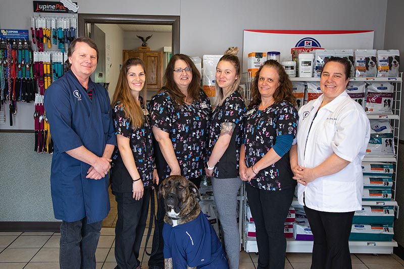 Cimarron Animal Hospital Team